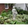 Садовая скульптура в дизайне участка