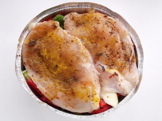 курица в мультиварке рецепт с фото пошаговый