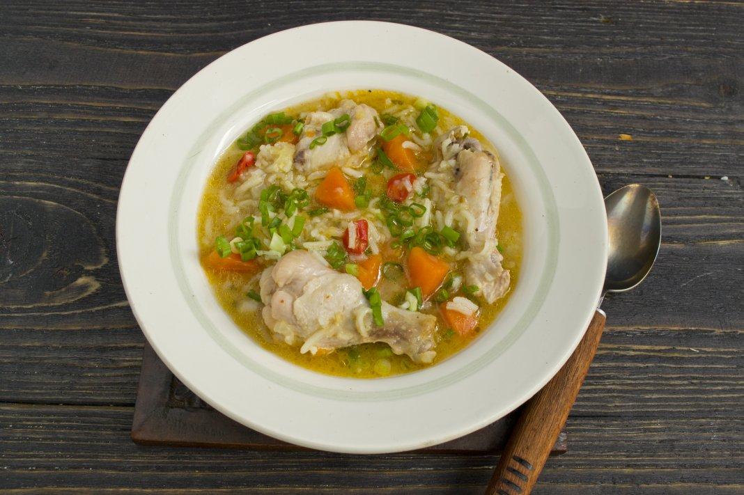 Куриный суп  66 рецептов с фото Как приготовить суп на